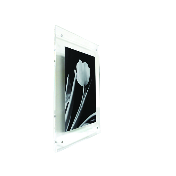 Photo Album Company Clear Acrylic A4 Wall Frame ADPA4
