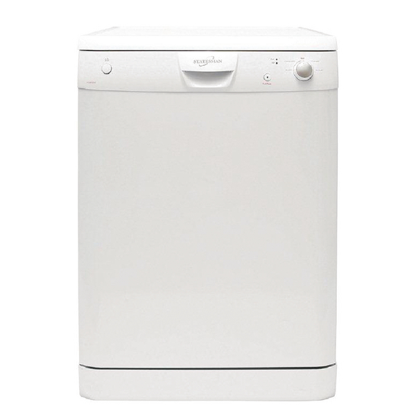Freestanding Dishwasher 60cm 12 Place A/AA White (Pack of 1) XD401W