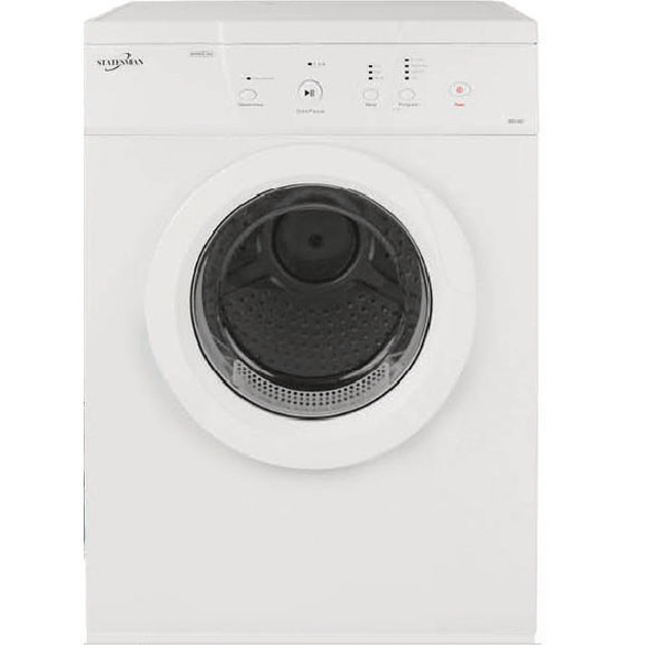 MX Series Sensocare Vented Tumble Dryer White MXV603