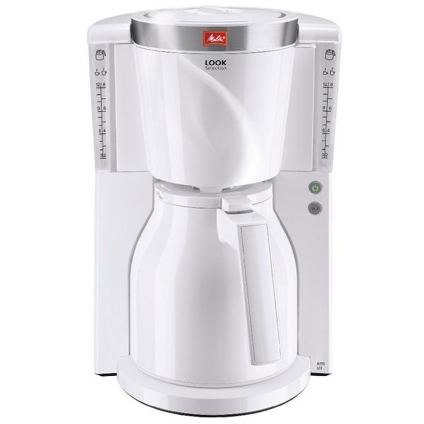Melitta Look Therm Coffee Machine White