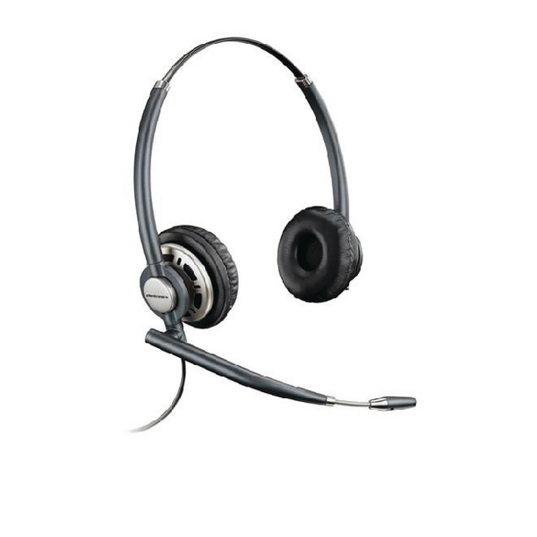 Image for Plantronics Black EncorePro HW720 Customer Service Headset Binaural 78714-02