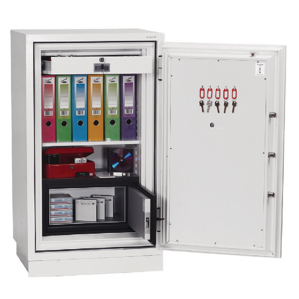 Phoenix Data Combi White Safe Size 3 DS2503E