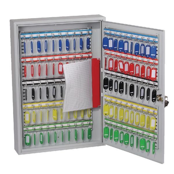 Phoenix 100 Hook Key Cabinet (Pack of 1) KC0603K