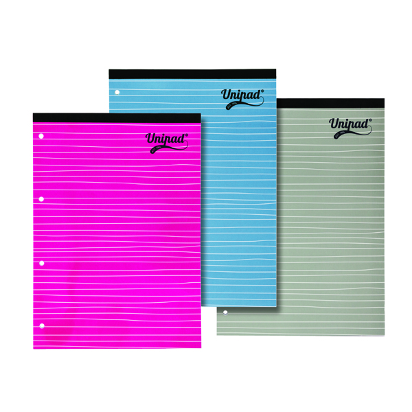 Pukka Refill A4 Pad Headbound Feint Ruled With Margin 160 Pages (Pack of 15) URP80