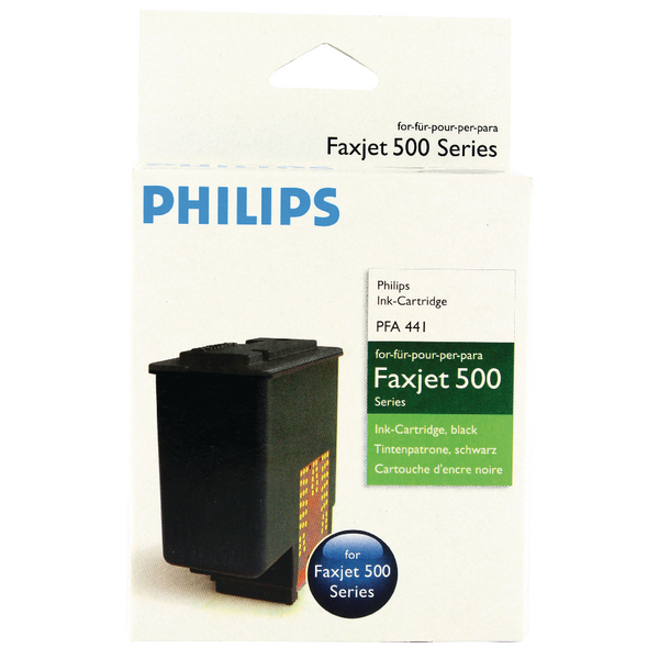 Image for Philips Black Inkjet Cartridge PFA441