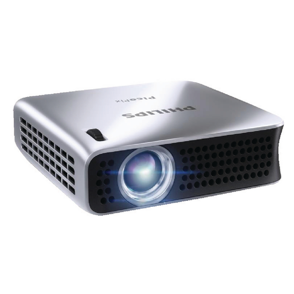 Image for Philips PicoPix Pocket Projector Silver PPX4010