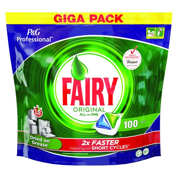 Fairy Original Dishwasher Tablets 8001090215543