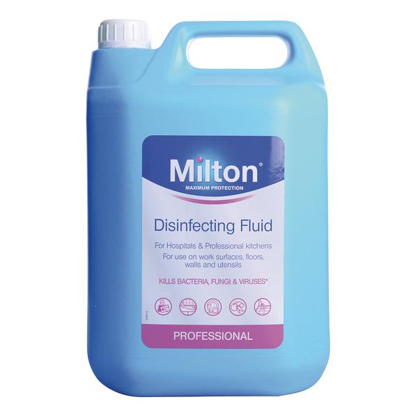 Milton Sterilising Liquid 5 Litres 5413149513662