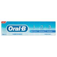 Oral B 123 Toothpaste 100ml P12 81335941