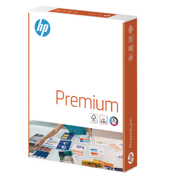 Hewlett Packard Printing Paper A3 80gsm White Ream HPT1017CL