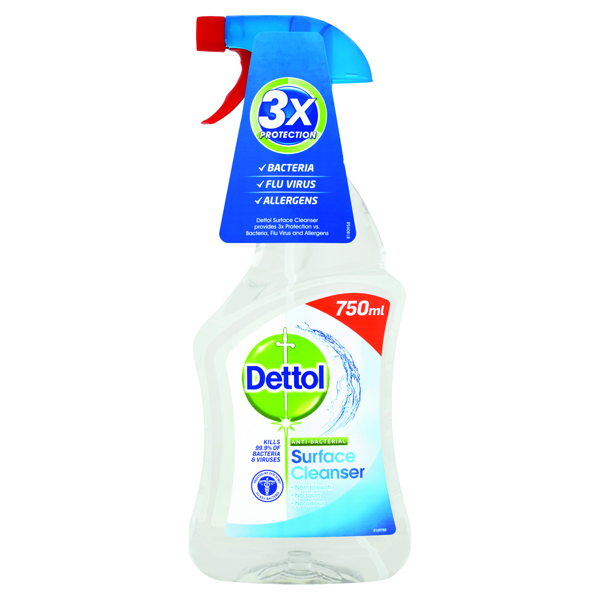 Dettol Anti-Bac Surface Cleanser Spray