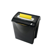 Image for Rexel Grey V125 Small Personal Cross-Cut Shredder 2100884