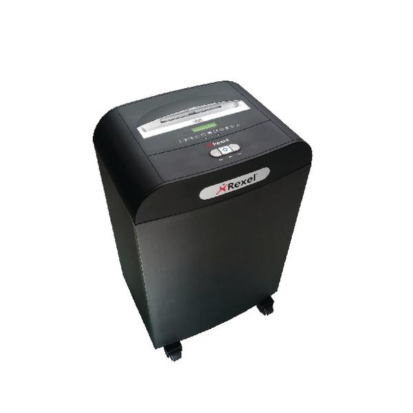 Rexel Black Mercury RDS2270 Freeflow Strip-Cut Shredder 2102433