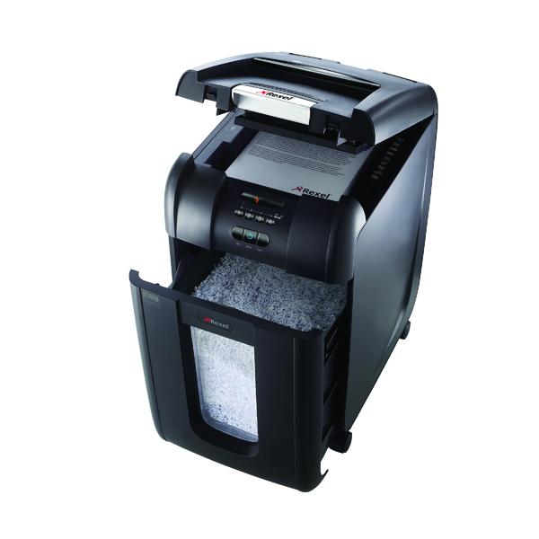Rexel Auto+ 300M Micro Cut Shredder 2104300 Claim Cashback