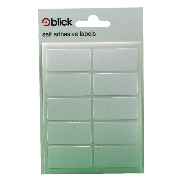 Blick White 19x38mm Labels (Pack of 1400) 1