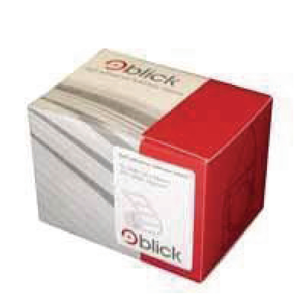 Blick Address Label Roll 50x80mm (Pack of 150) RS221654