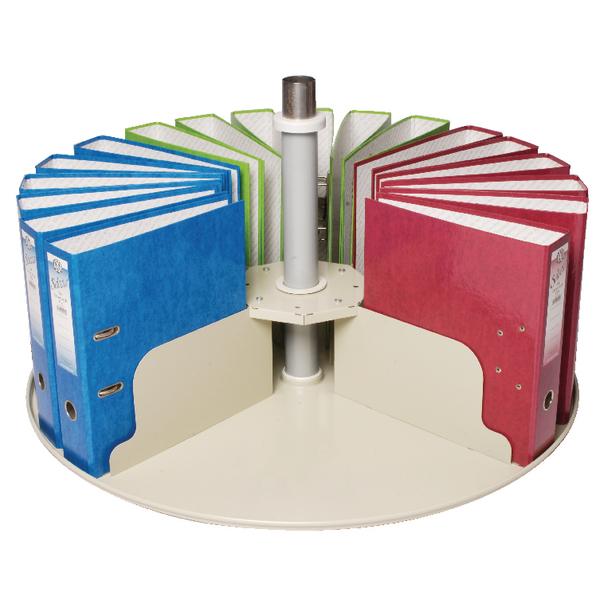 Image for Rotadex Platfile Modular Circular Platform RP24MODPLAT