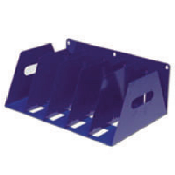 Image for Rotadex Blue 5 Section Lever Arch Filing Rack LAR5Blue