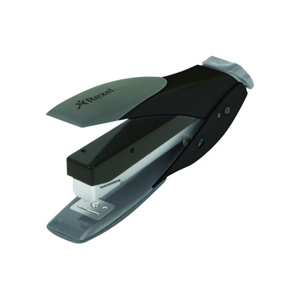 Rexel Easy Touch Black 30 Half Strip Stapler 2102548