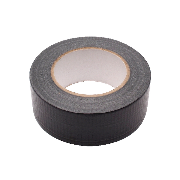 Image for Black Waterproof Cloth Tape 48mmx50m RY07584