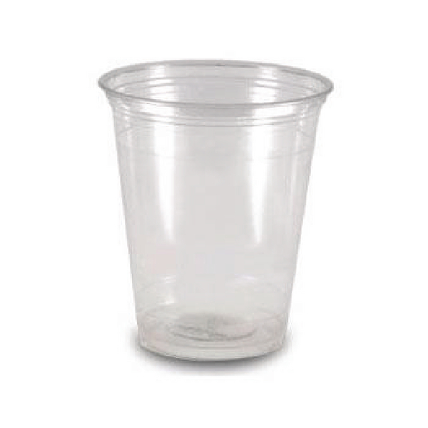 Clear Plastic Water Cups 20cl (1000 Pack) DVPPCLCU01000V