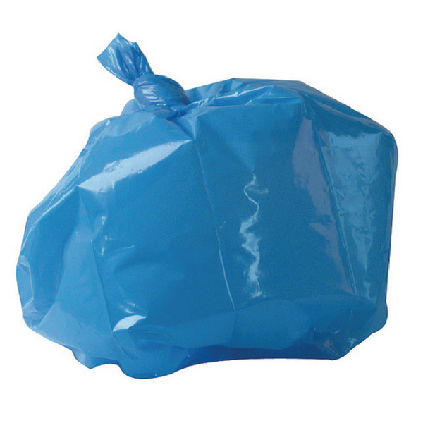 Blue Refuse Sack 100g (200 Pack) CS004