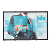 Image for Cleverboard5 87in 16:10 Widescreen Interactive Whiteboard