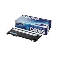 Samsung Toner Cart Cyan CLT-C406S/ELS