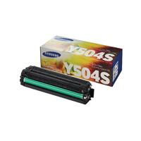 Samsung Y504 Yellow Toner Cartridge CLT-Y504S/ELS
