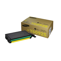 Samsung Y6092 Yellow Toner Cartridge CLT-Y6092S/ELS