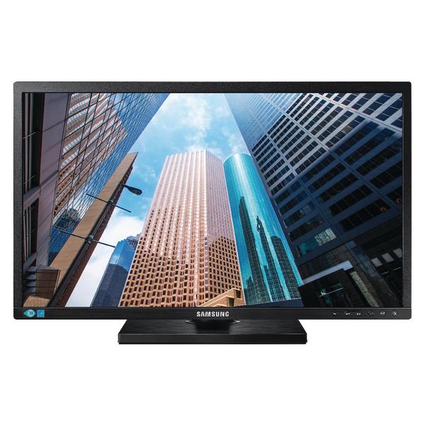Image for Samsung 22 inch Black HD Ready Monitor LS22E45KBSV/EN