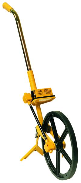 Yellow Metric Road Measurer 308425