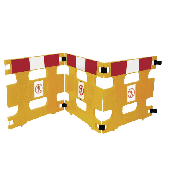 Barrier/Sign System Set Of 3 Frames (3 Pack) 309906