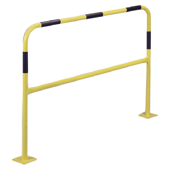 Safety Bar Length 2 Metre Yellow/Black 310559