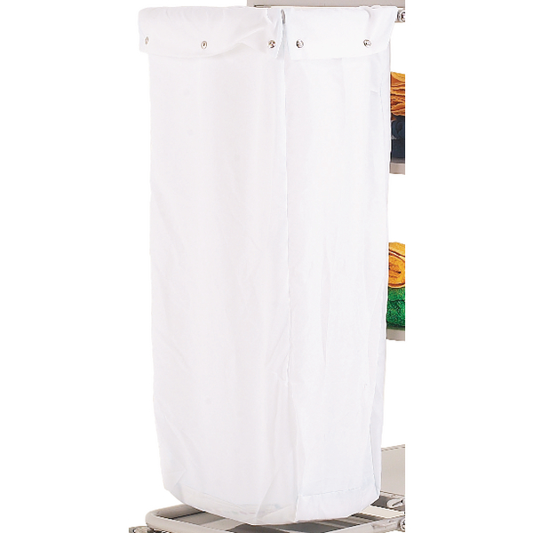 Spare White Nylon Bag for Maid Service Trolley 310693