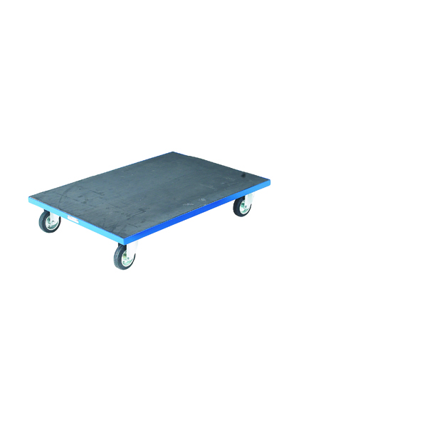 Blue Container Dolly With Anti-Slip Surface 312955