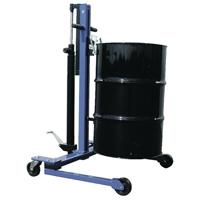 Hydraulic Drum Trolley Large Wheels 388008