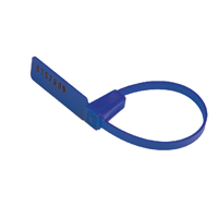 Security Seal Posilok 250mm Blue (Pack of 1000) 323400