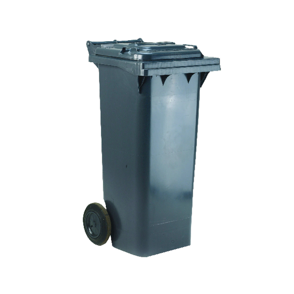 2 Wheel Grey Refuse Container 240 Litre 331183