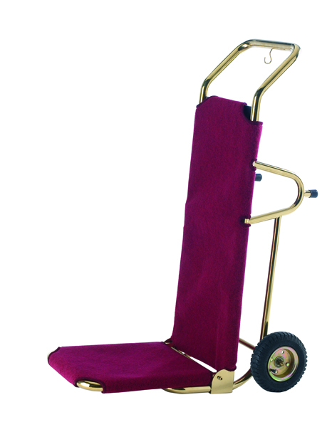 Image for Bellmans Hand Truck Brass 331814