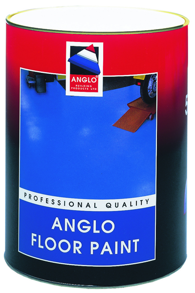Image for Professional Grade Floor Paint Grey 5 Litre 349750
