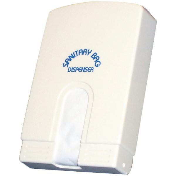 Kleenfem White Paper Sanitary Bags (75 Pack) 356974