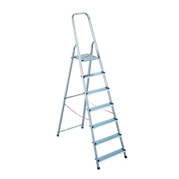 Aluminium Step Ladder 8 Step 358742