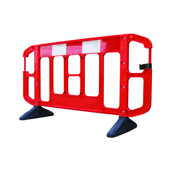 Titan 2 Metre Red Barrier (2 Pack) 358784