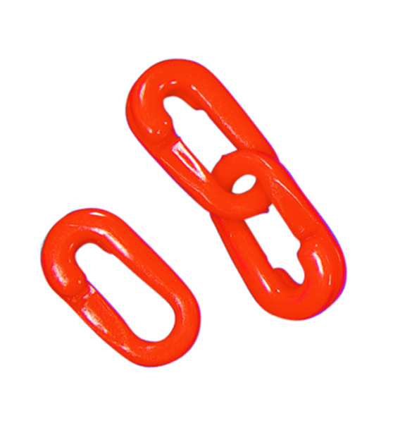 VFM Red Connecting Links 8mm Joint (10 Pack) 360087