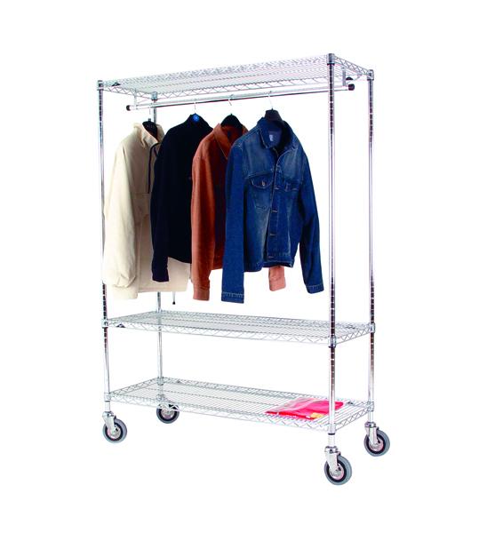 Image for Garment 1860M Mobile Hanging Rail 366043