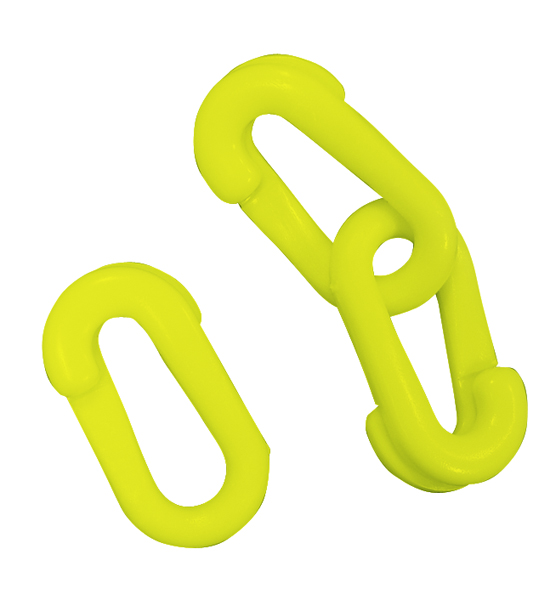 VFM Yellow Connecting Links 6mm Joint (10 Pack) 371446