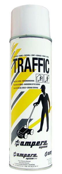 Image for White Traffic Paint (Pack of 12) 373879