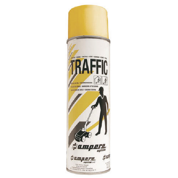 Image for Yellow Traffic Paint (Pack of 12) 373880