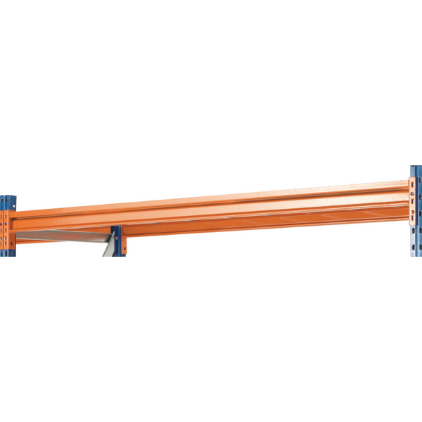 Image for Heavy Duty Shelf 25mm Chipboard/Steel Supports Orange 379829